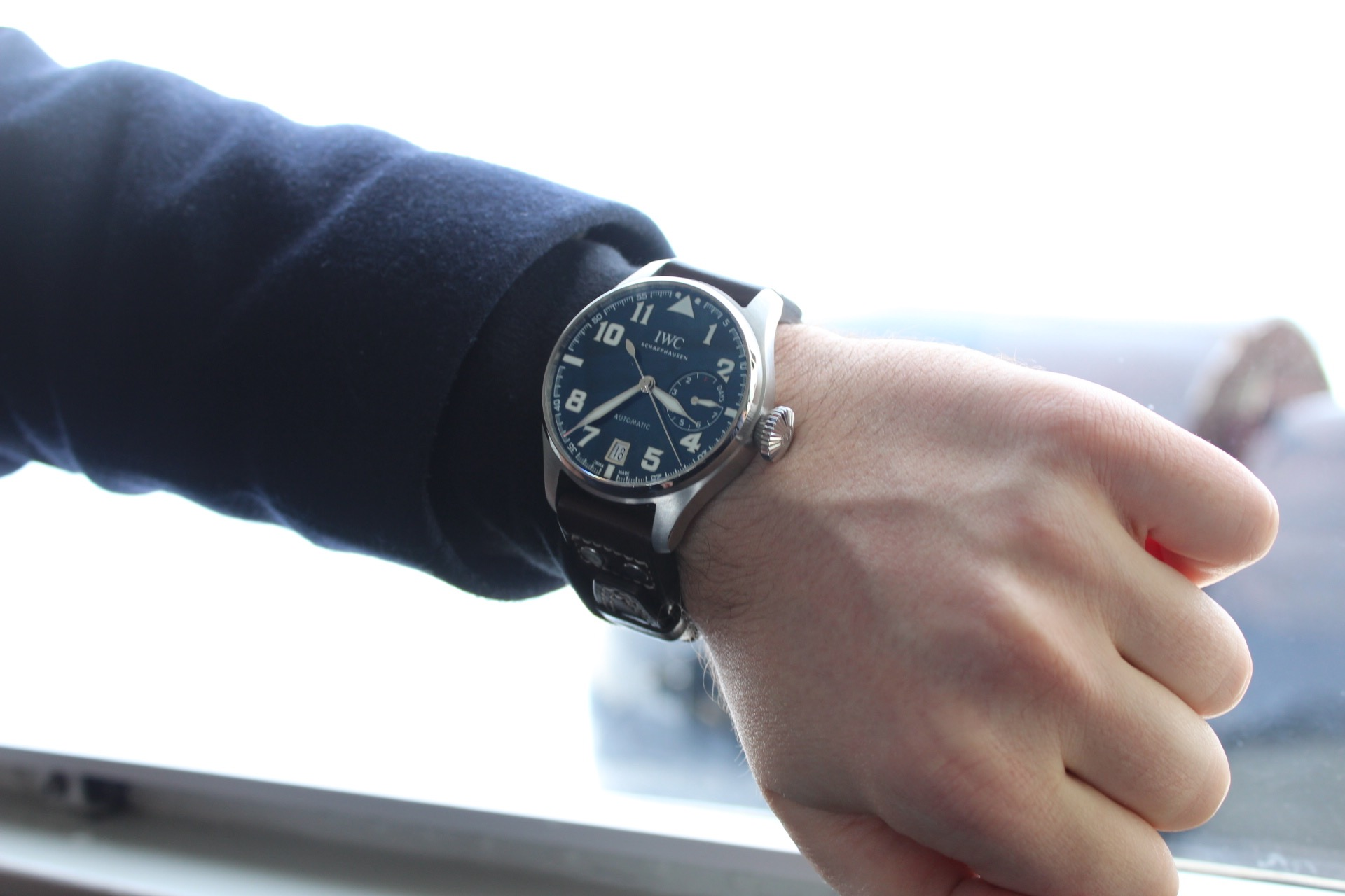 Come fly with us – on-board JU-52 - IWC Pilot's Watches - SIHH 2016 - 10