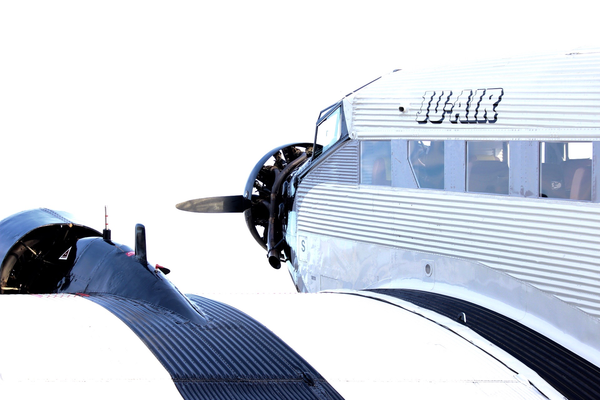 Come fly with us – on-board JU-52 - IWC Pilot's Watches - SIHH 2016 - 2