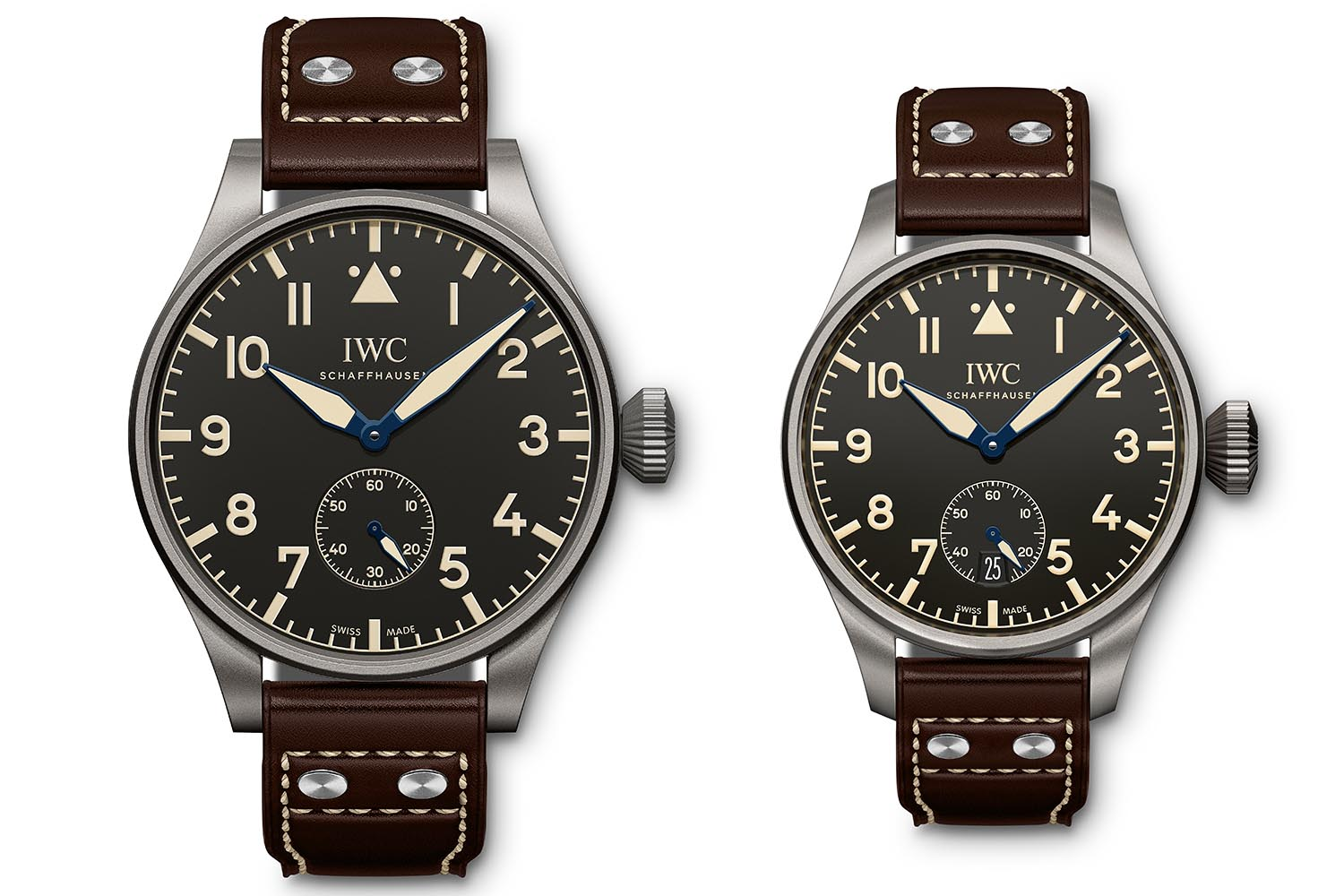 IWC Big Pilot's Heritage Watch 48 and 55 - 1