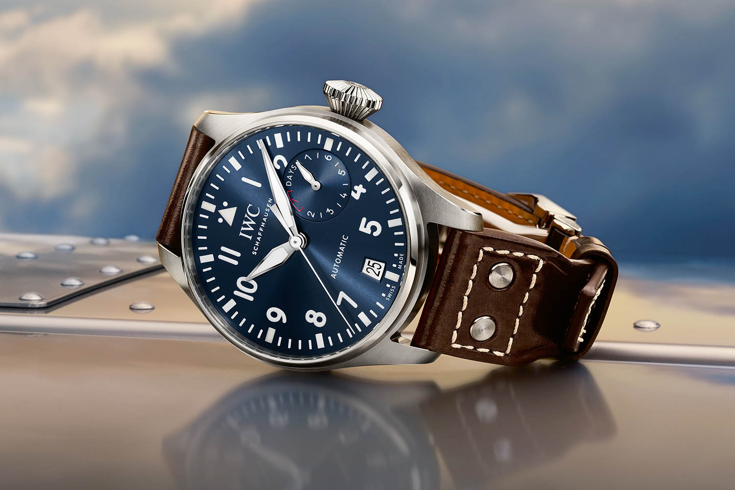 IWC Big Pilot's Watch Le Petit Prince ref. IW500916 - SIHH 2016