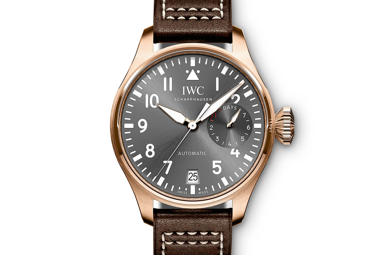 IWC Big Pilot's Watch Spitfire Gold ref. IW500917 - SIHH 2016