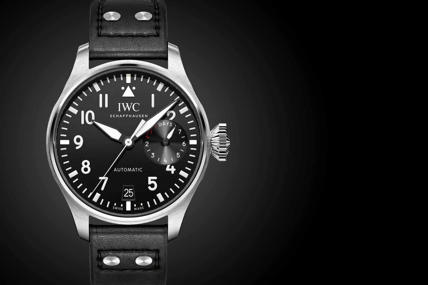 6abb0355525 SIHH 2016 - Introducing the new IWC Big Pilot s Watch IW500912 ...