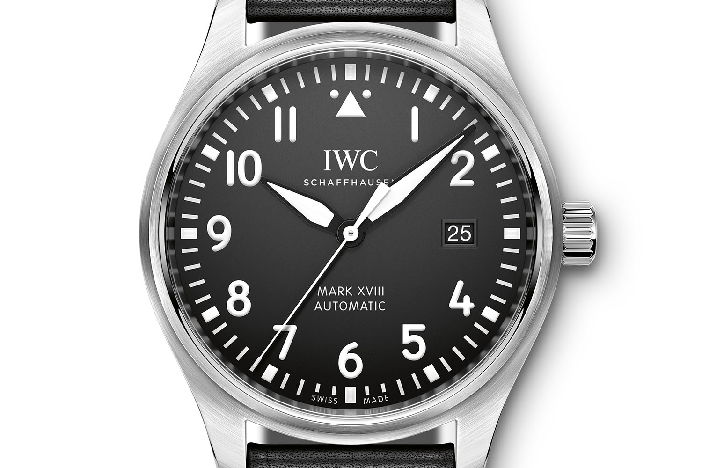 IWC Pilot Mark XVIII - SIHH 2016 - 4