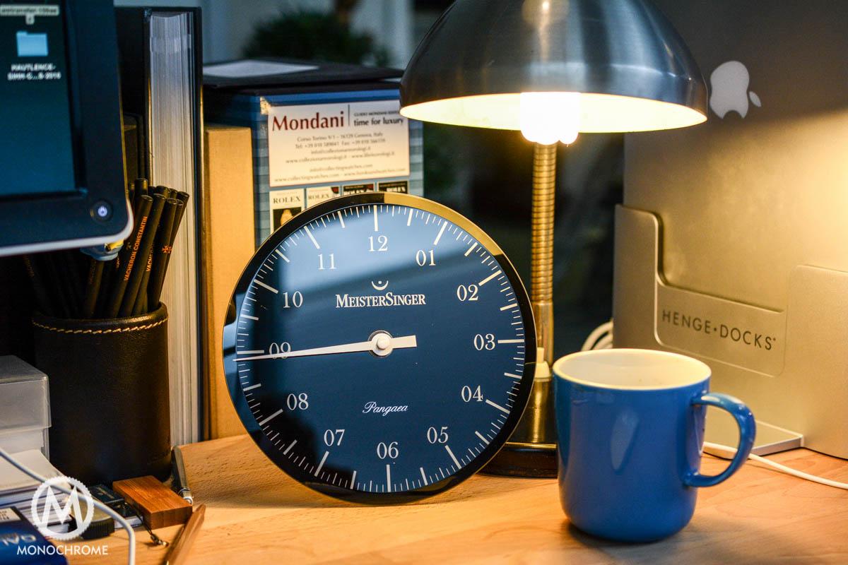 Meistersinger Clock-5584