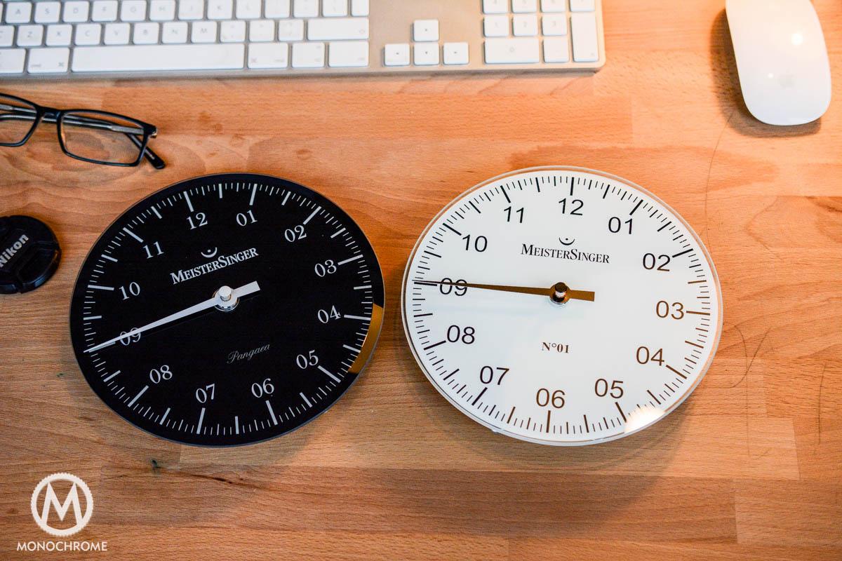 Meistersinger Clock-5592