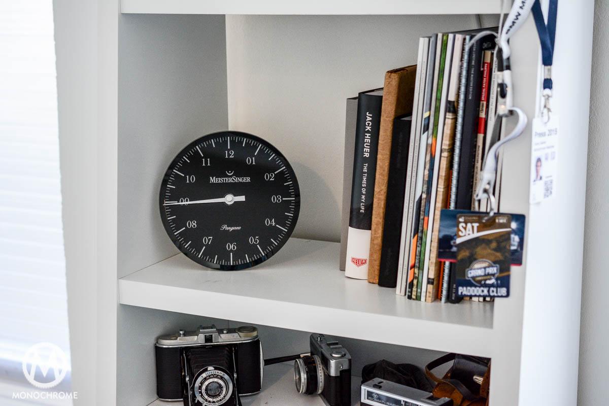 Meistersinger Clock-5597