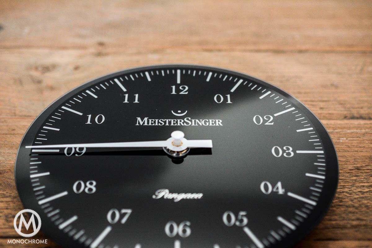 Meistersinger Clock-5598