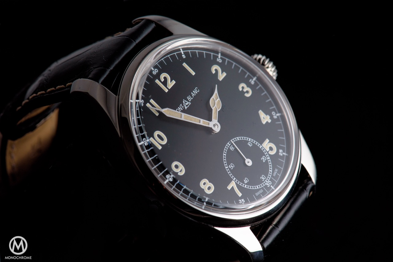 Montblanc 1858 Small Seconds - 12