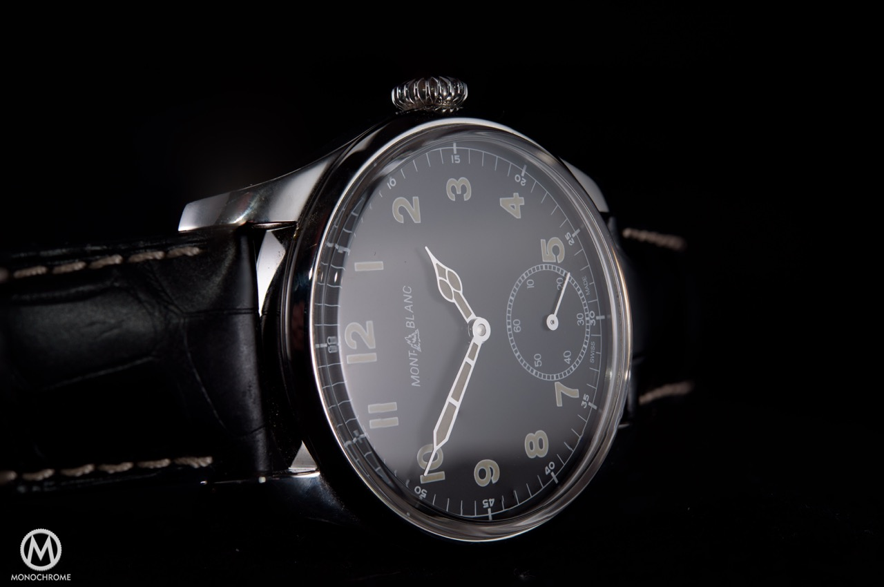Montblanc 1858 Small Seconds - 14