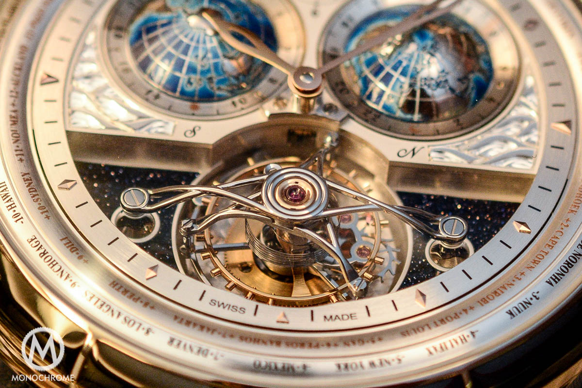 Montblanc Tourbillon Cylindrique 110 Years