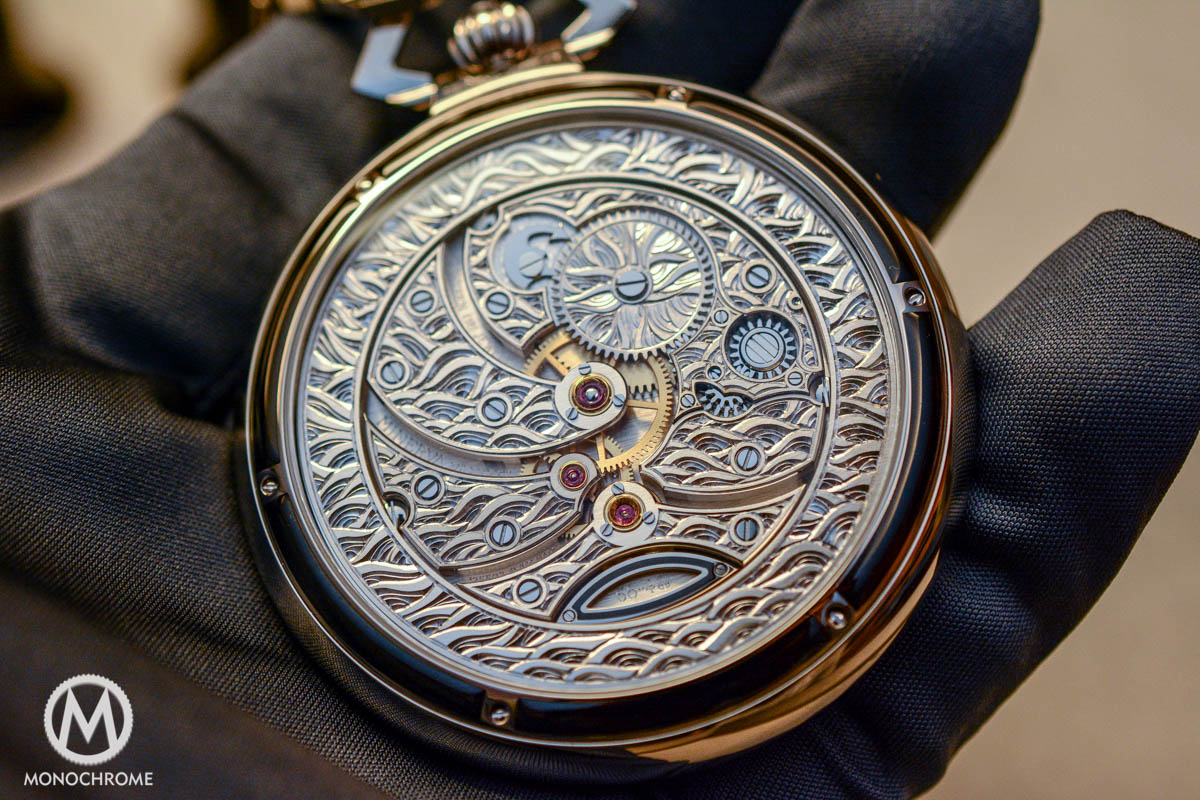 Montblanc Tourbillon Cylindrique 110 Years-5673