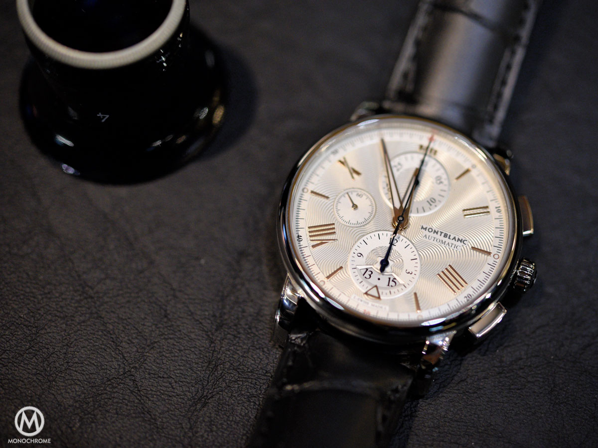 Montblanc 4810 Chronograph
