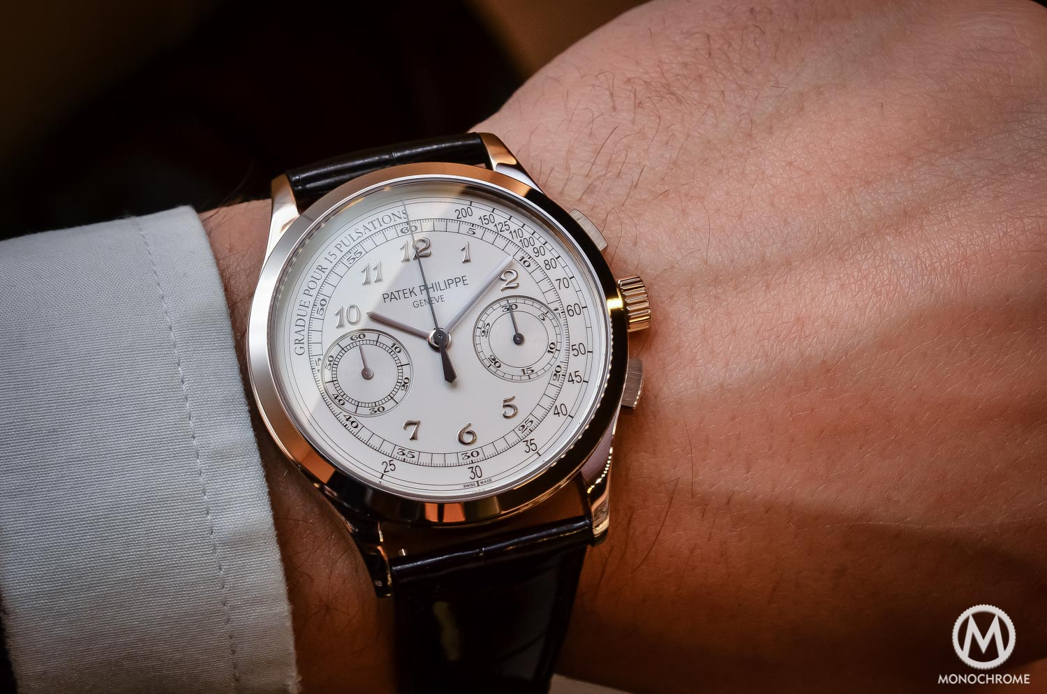 Why The Patek Philippe 5170g Chronograph Is Such A Cool Watch