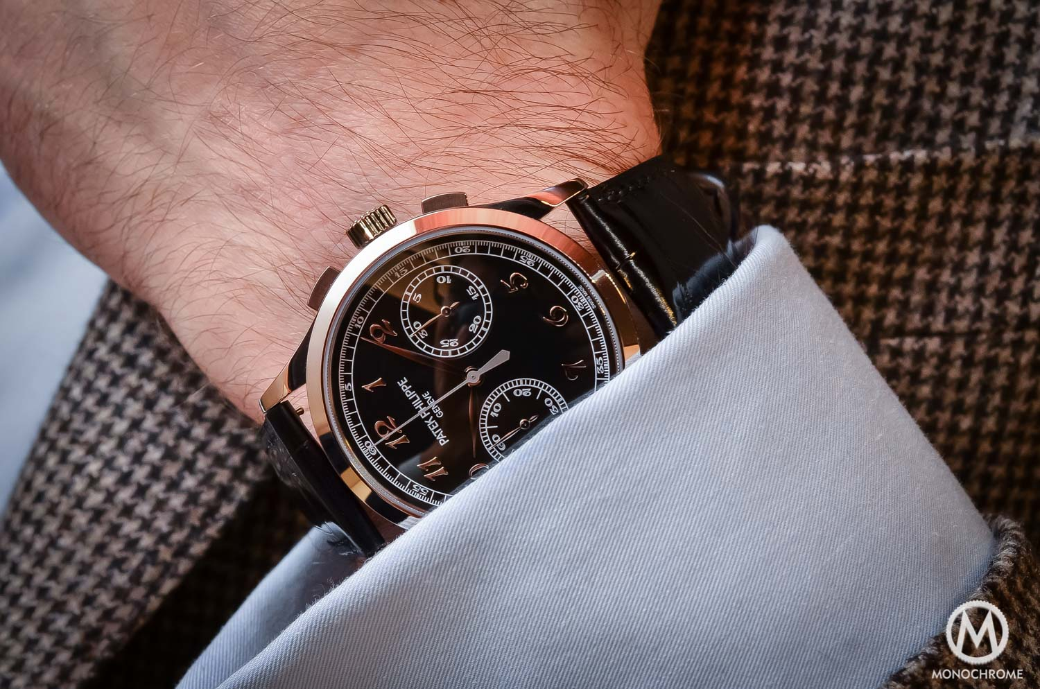 Why the Patek Philippe 5170G Chronograph is such a cool watch ... 3a06613125