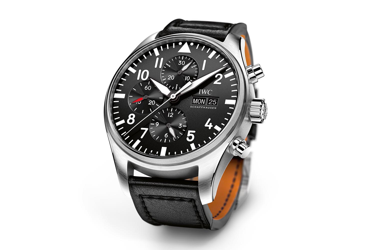 IWC Pilot's Watch Chronograph IW377709 - SIHH 2016