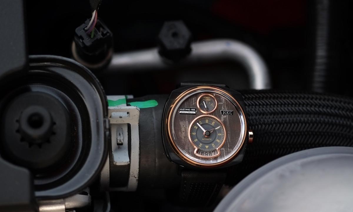 REC Watches P51 - 1
