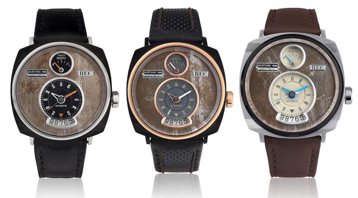 REC Watches P51 - 4