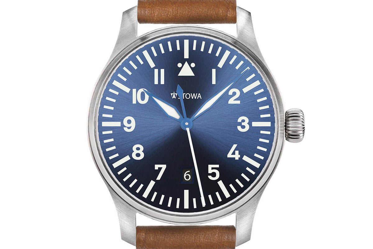 Stowa Flieger Blue Limited Edition