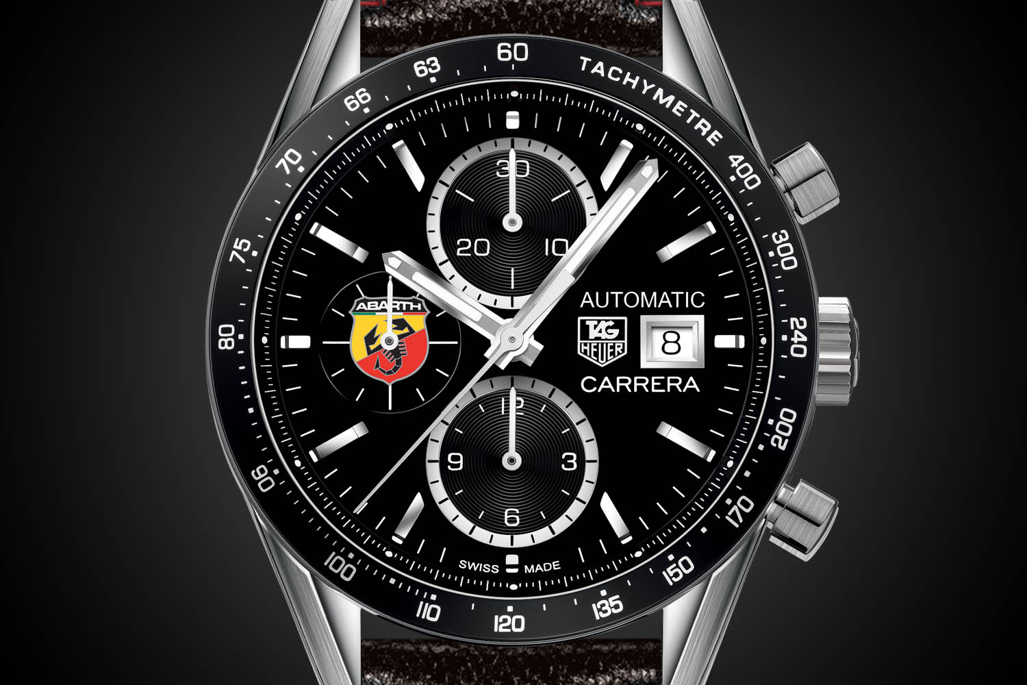 TAG Heuer Carrera Abarth 595 Competizione by TAG Heuer - 2