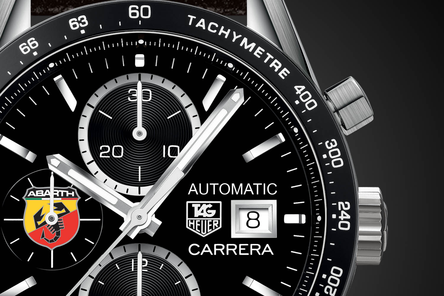 TAG Heuer Carrera Abarth 595 Competizione by TAG Heuer - 4