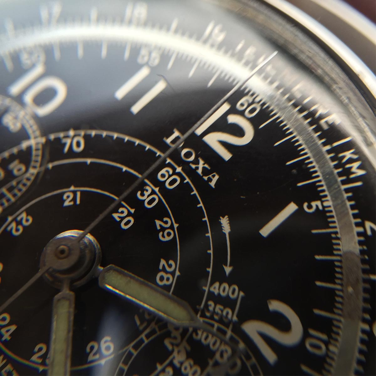 The Collector's Series - Paul Maudsley Phillips Watches - Doxa Telemeter - 9