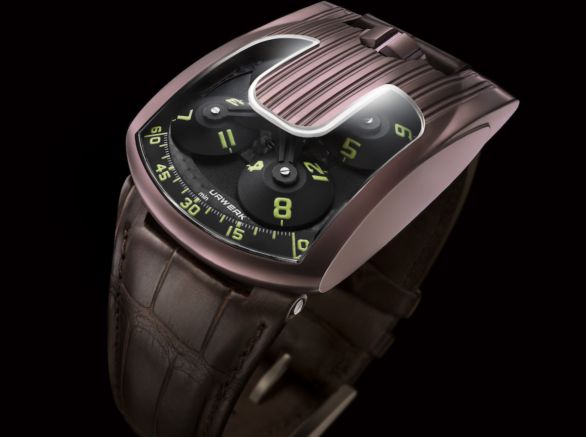 Urwerk UR-103 - collectors series - 2