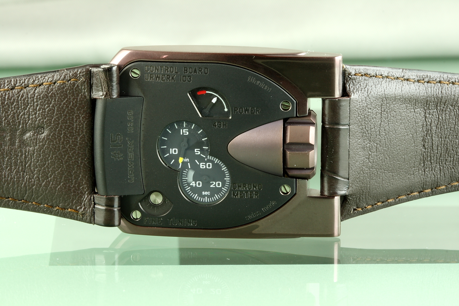 Urwerk UR-103 - collectors series - 9