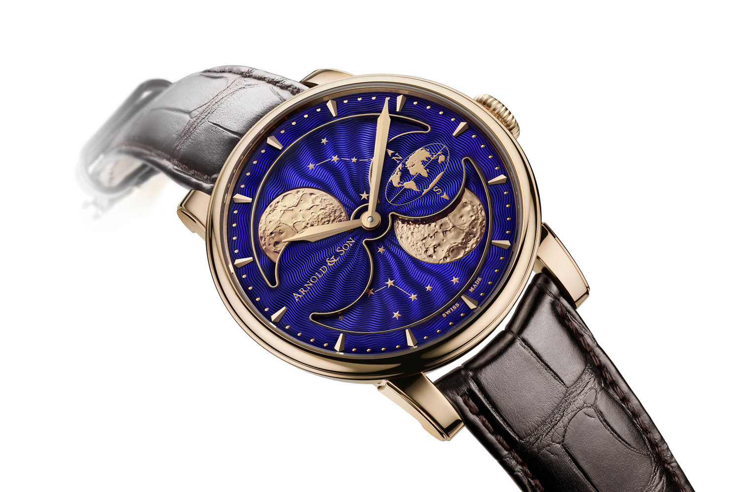 Arnold & Son HM Double Hemisphere Perpetual Moon - 3