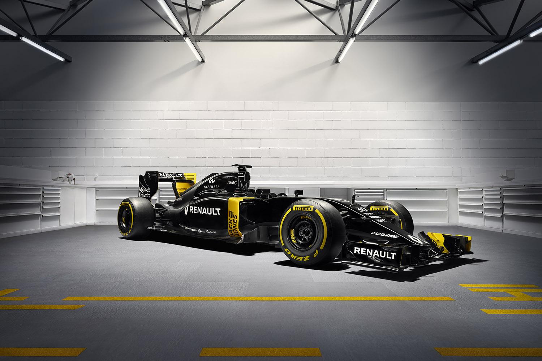 Bell & Ross X Renault Sport Formula 1 Team - 1