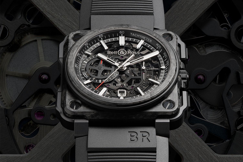 Bell & Ross X Renault Sport Formula 1 Team - BR-X1 Carbon