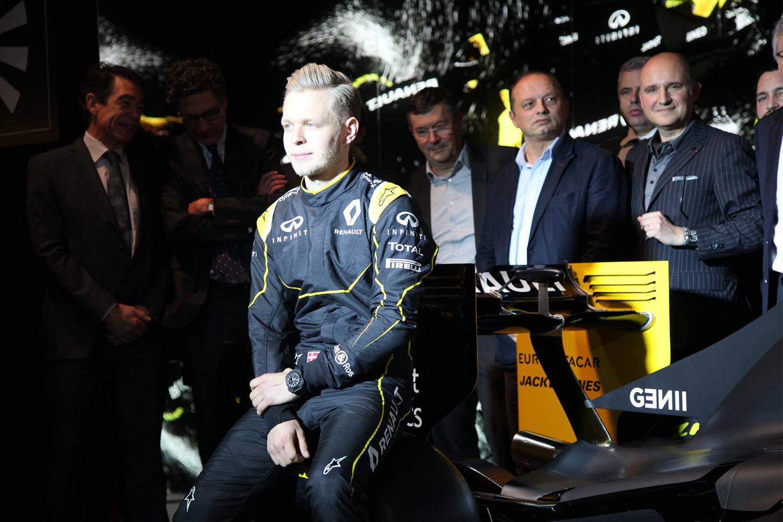 Bell & Ross X Renault Sport Formula 1 Team - Kevin Magnussen - BR-X1 Carbon - 1