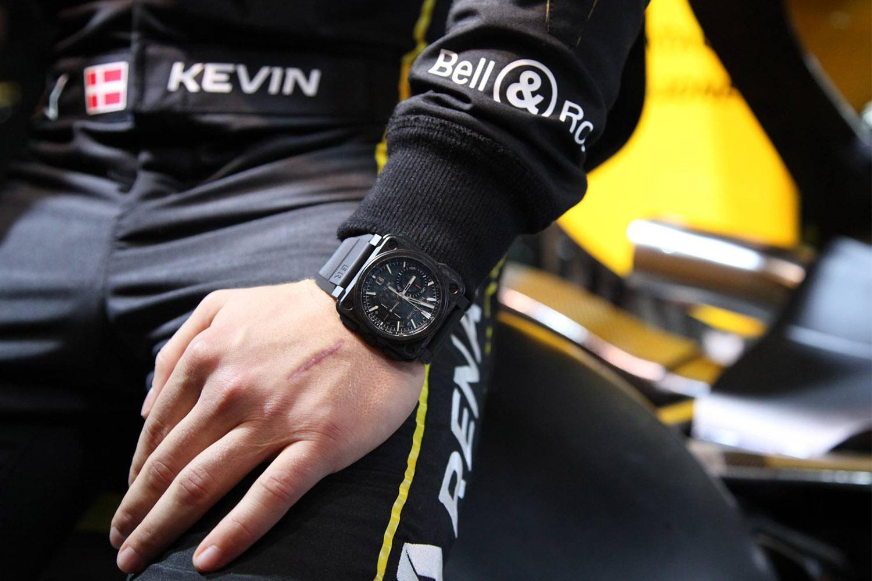 Bell & Ross X Renault Sport Formula 1 Team - Kevin Magnussen - BR-X1 Carbon - 2