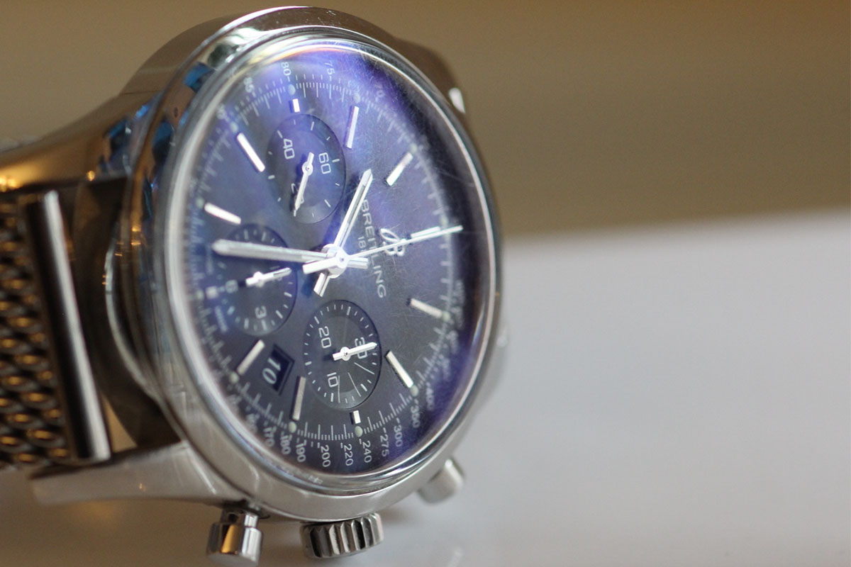 Breitling Transocean Chronograph B01 - Collectors Series - 1