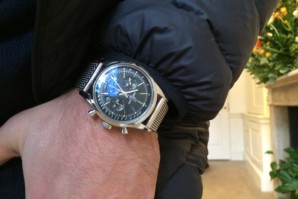 Breitling Transocean Chronograph B01 - Collectors Series - 2