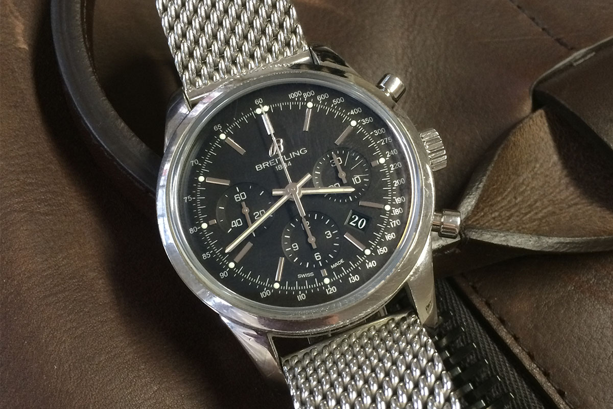 Breitling Transocean Chronograph B01 - Collectors Series - 3