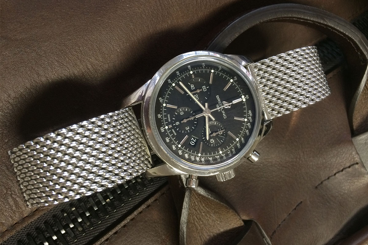 Breitling Transocean Chronograph B01 - Collectors Series - 6
