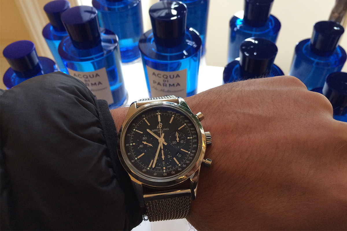 Breitling Transocean Chronograph B01 - Collectors Series - 7