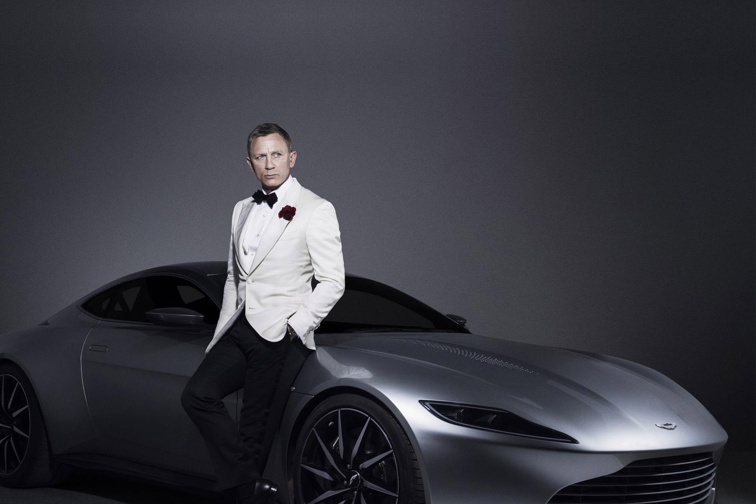 Christie S James Bond Spectre Auction Including A Prototype Of Omega Seamaster 300 Spectre Worn By Craig And One Of 10 Aston Martin Db10 Monochrome Watches