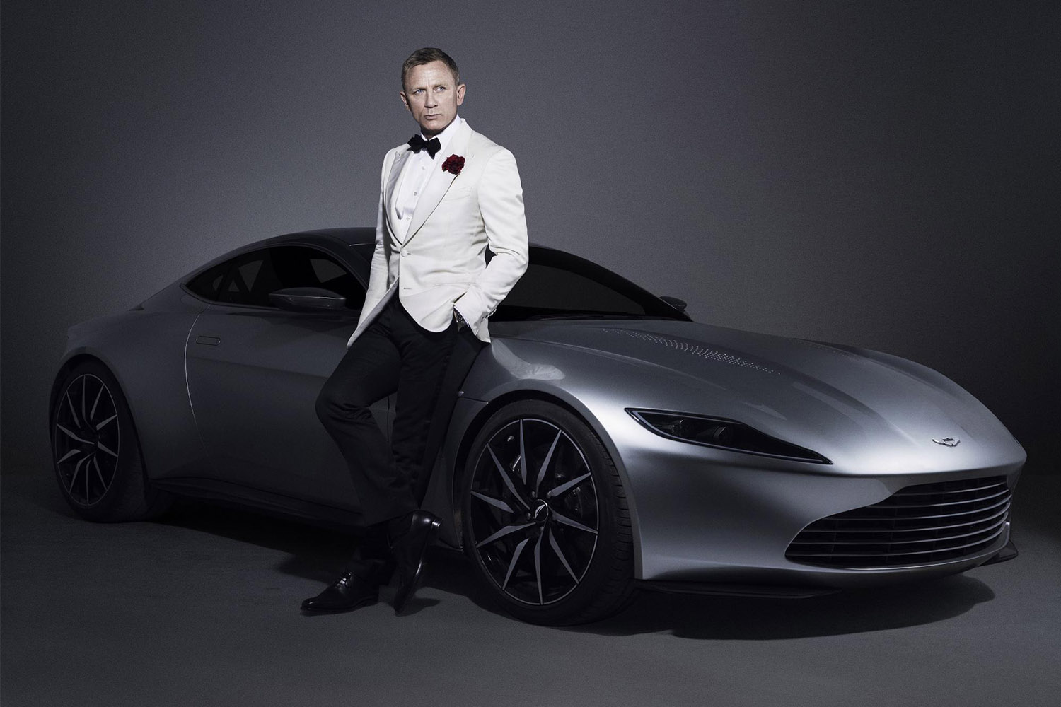 Christie's James Bond Spectre Auction - Aston Martin DB10 for sale 10 of 10