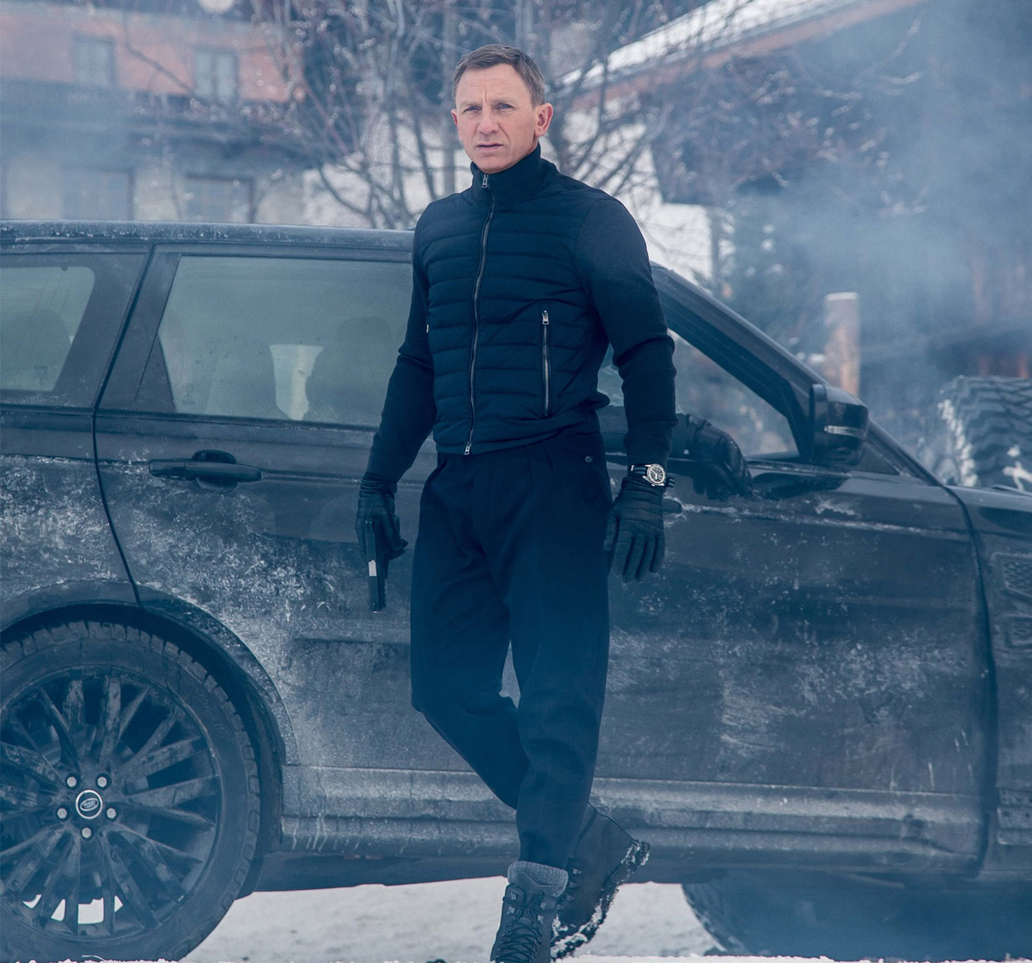 Christie's James Bond Spectre Auction - Daniel Craig as James Bond