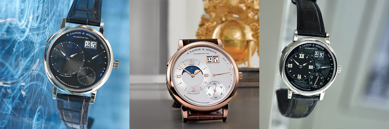 Lange Sohne Grand Lange 1 collection