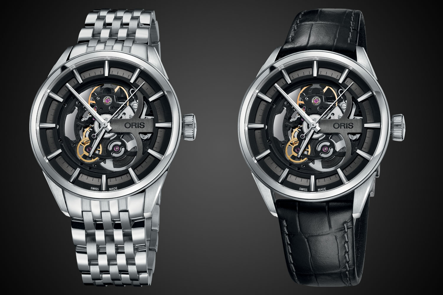 Oris Artix Skeleton Automatic - Collection