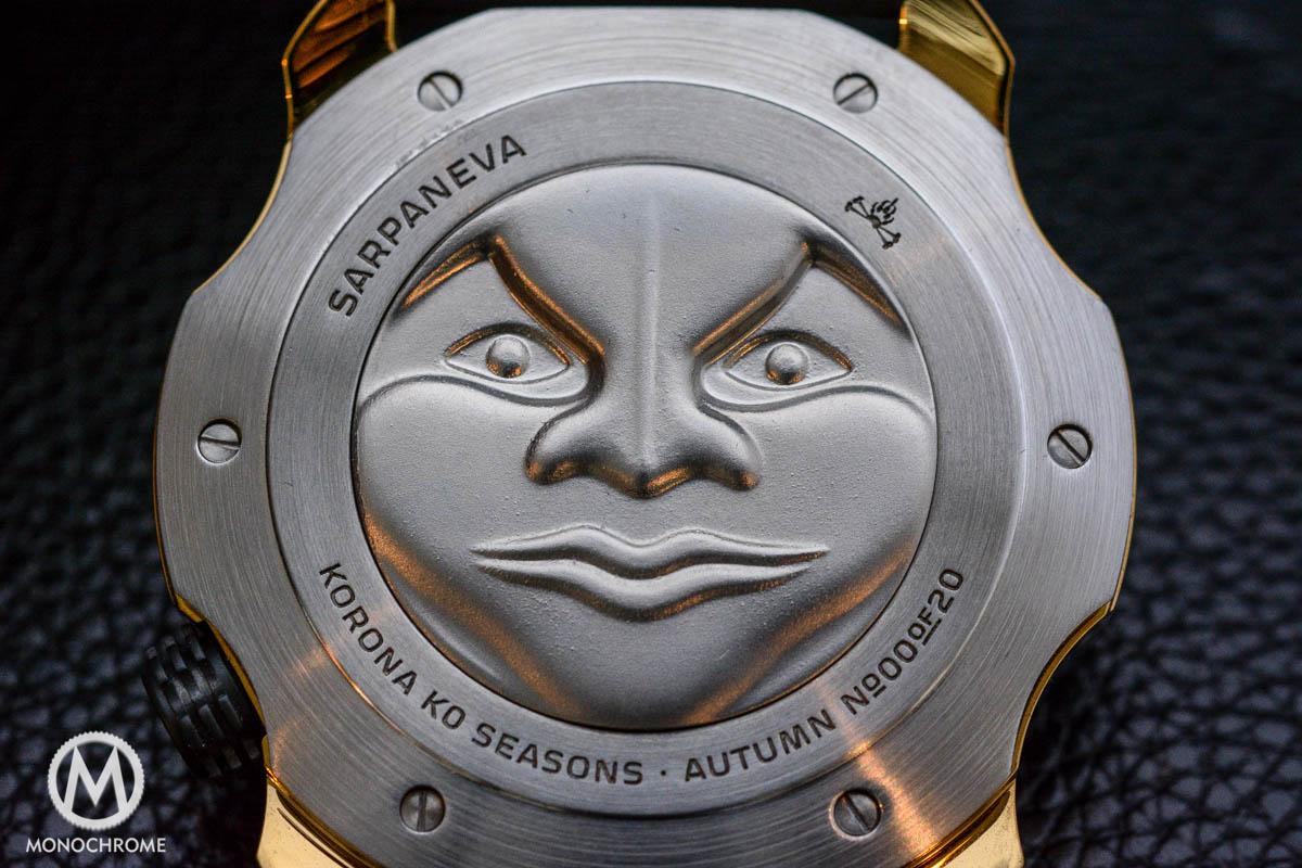 Sarpaneva Korona K0 Seasons
