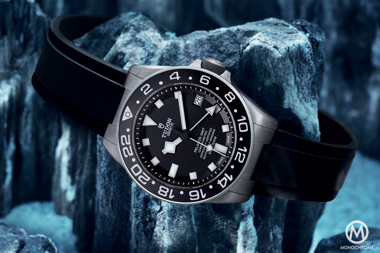 Tudor Pelagos GMT Black - Tudor baselworld 2016 - Tudor 2016 predictions