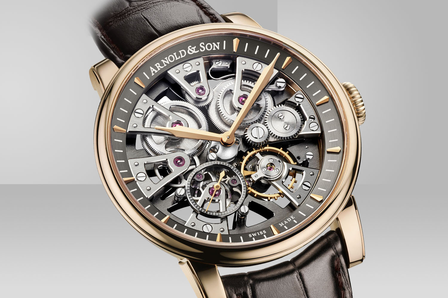Arnold and Son Nebula - Pre-Baselworld 20161