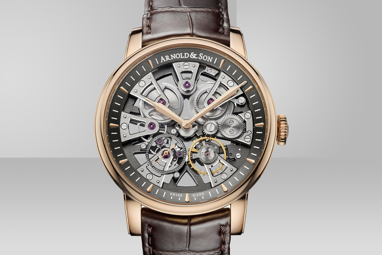 Arnold and Son Nebula - Pre-Baselworld 20163