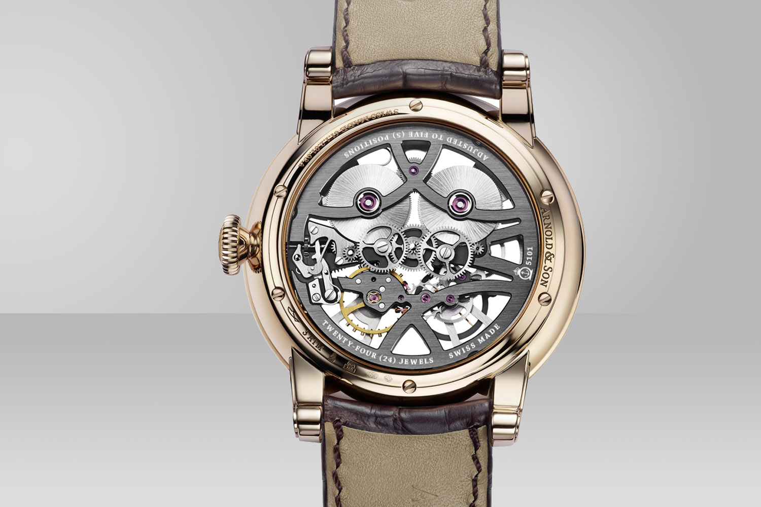 Arnold and Son Nebula - Pre-Baselworld 20165