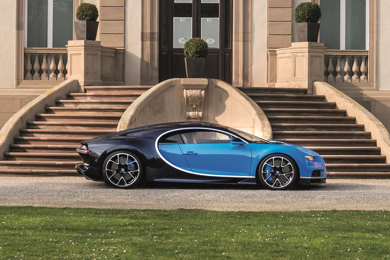 Bugatti Chiron 2016 - Parmigiani Fleurier Bugatti Type 390 - 1