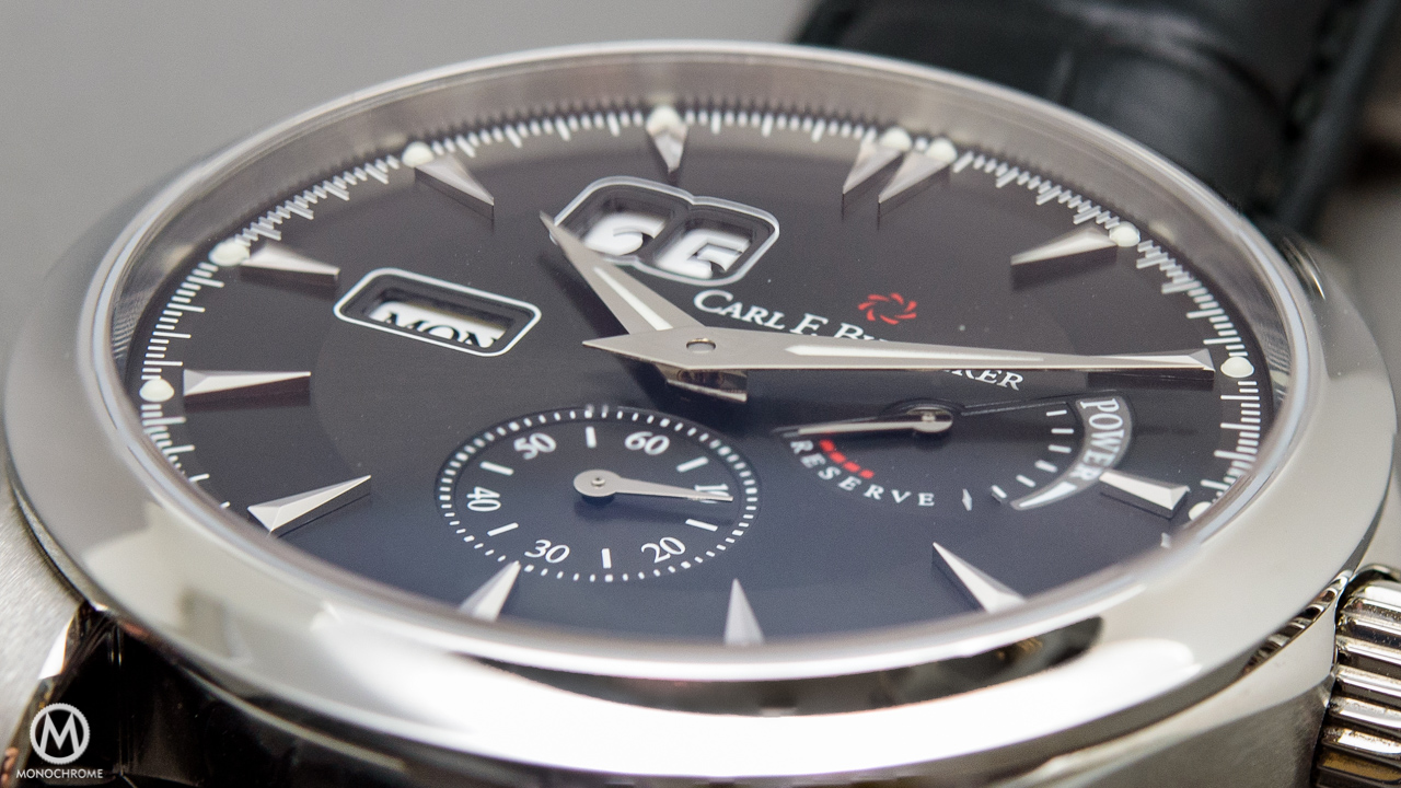 Carl F Bucherer Manero PowerReserve – Review