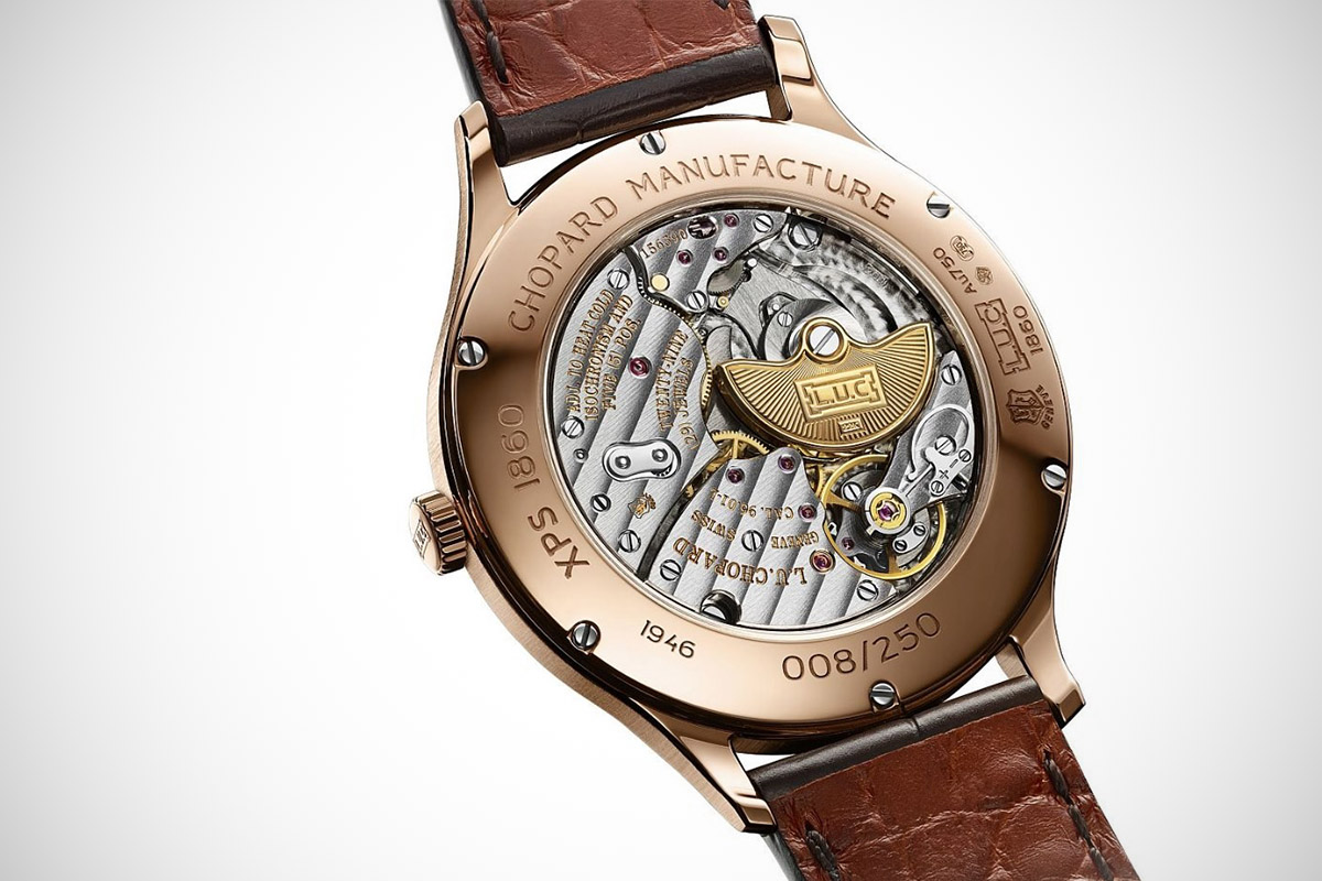Chopard L.UC XPS 1860 Limited Edition - 2